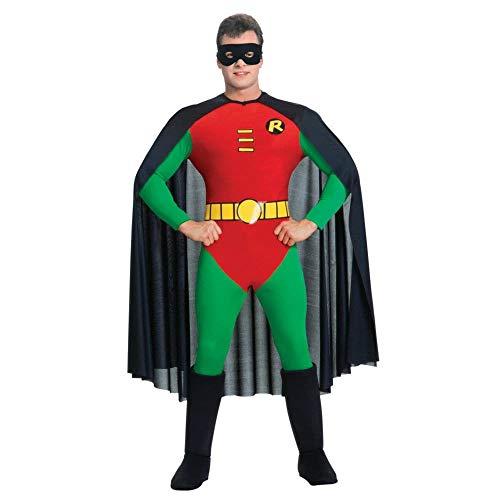 Robin--Kostüm Batman für Herren, Größe M (r15549-s)