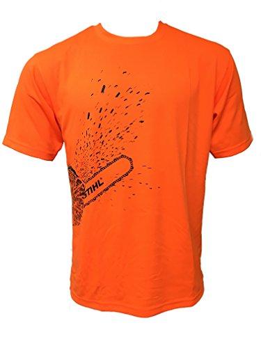 Preisvergleich Produktbild Stihl Funktionsshirt DYNAMIC Mag Cool warnorange XL