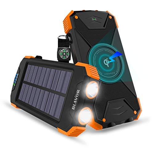Blavor 10000 mAh - Solar