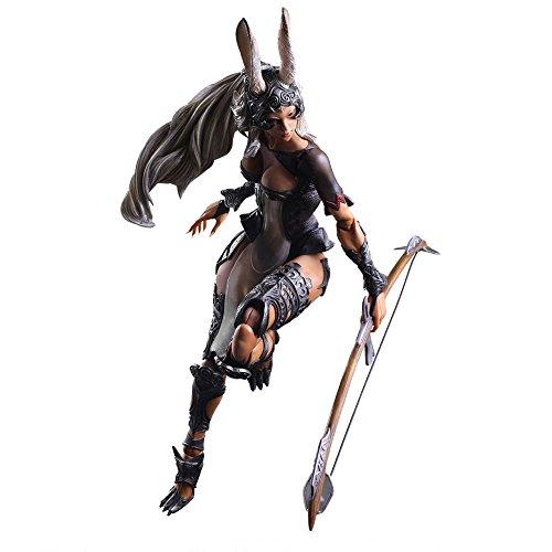 Final Fantasy jul158740 XII Fran Play Arts Kai action figure
