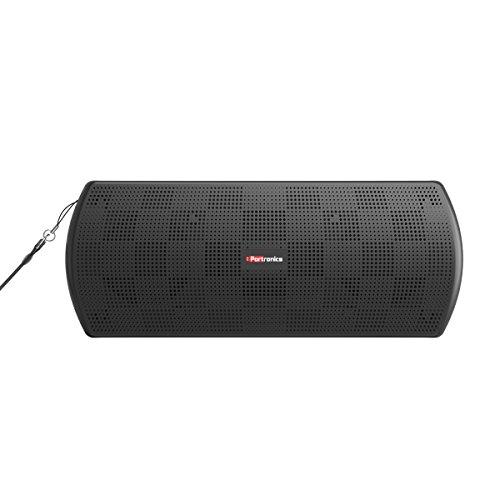Portronics POR-779 PureSound Plus Portable Bluetooth 2.1 Wireless Stereo Speaker (Black)