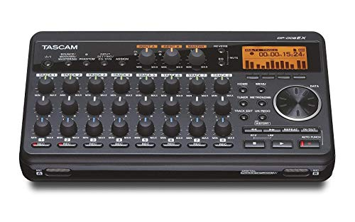 Tascam DP-008EX Digitaler Audio-Recorder, 10.000 Ohm, 81 db, Verzerrung < 0,05 {522fd1e3cc914d9c53bfda028ff52612e663e7136f760e936b679810ab1f12d5}, 20-20.000 Hz, Windows XP, Windows Vista, Windows 7, Windows 8, Mac OS X Jaguar (V 10.2), Mac OS X Panther (V 10.3) und weitere-
