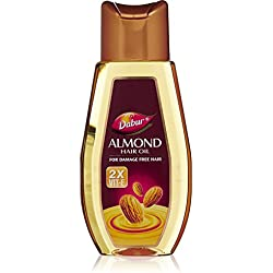 Dabur Almond Hair Oil for Damage Free Hair - 500 ml
