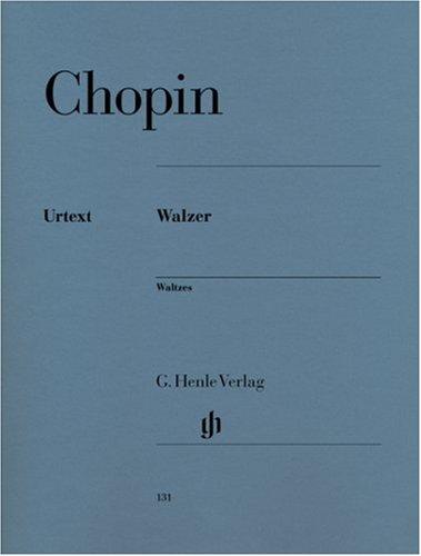 Valses - Piano