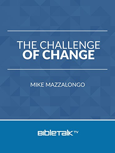 The Challenge of Change Cover