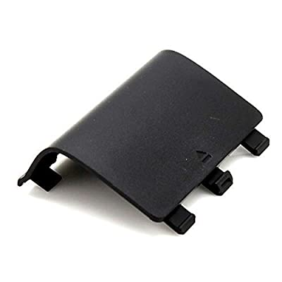 BisLinks® Black Battery Back Cover Replacement Part for Microsoft Xbox One by BisLinks®
