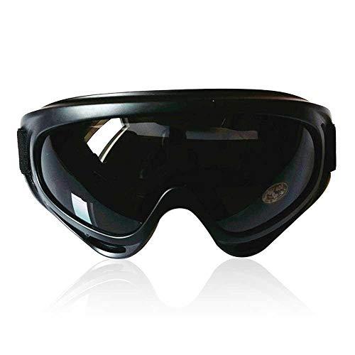 AOLVO Skibrille, verstellbar, UV-Schutz, Outdoor-Brille, tragbare Schwimmbrille für Erwachsene, Anti-Beschlag, Motorrad, Snowboard, Brille, Outdoor-Zubehör #05