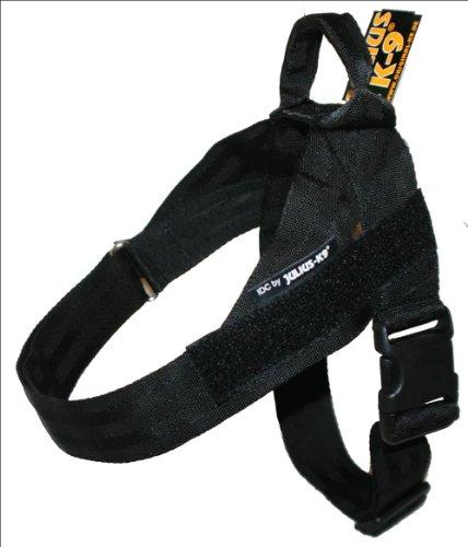 "hundeinfo24.de 16IDC-0 Julius K9® IDC Gurtband Geschirr Größe ""0"" Hundegeschirr INNOVA DOG COMFORT – Brustumfang: 58-76cm K-9"