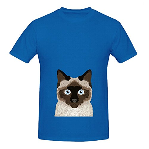 ezra-siamese-cat-cute-kitten-retro-cat-art-mens-crew-neck-custom-tee-x-large
