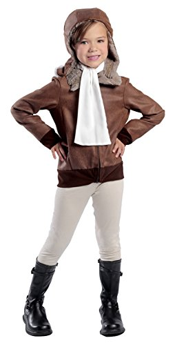 Amelia the Aviator Costume