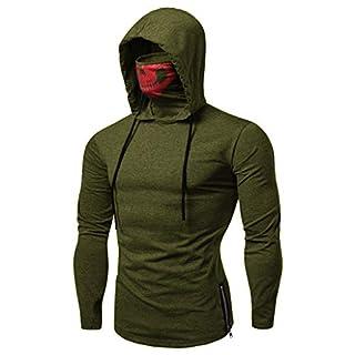 SANFASHION Männer Sweatshirt Langarm Herbst Winter Herren Kapuzenpullover    Sale   Casual Sweatshirt Hoodies Top Bluse db57027427
