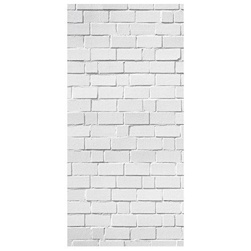 Bilderwelten Raumteiler Top Steinoptik Raumtrenner Stonewall 250x120cm + transp. Halterung