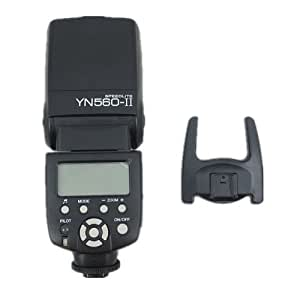 Yongnuo YN560 II Flash Speedlite LCD Screen pour Nikon Canon 600D YN-560 upgrade