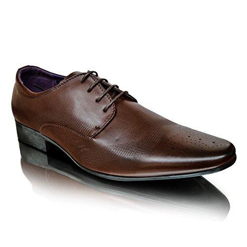 mens-fashion-new-black-leather-shoes-formal-smart-dress-uk-size-6-7-8-9-10-11