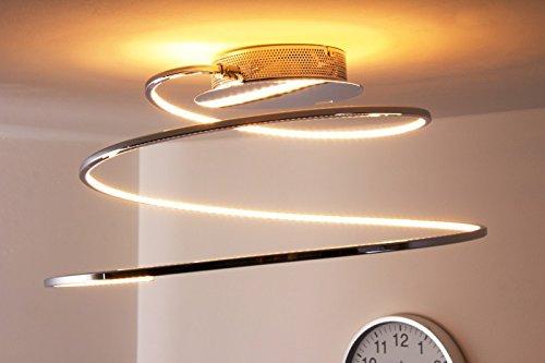 LED Deckenleuchte Ringos Spirale 24 Watt – 1300 Lumen - 3