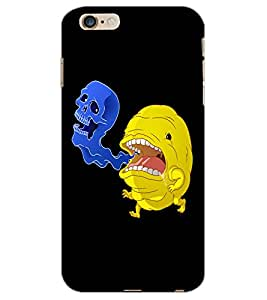 APPLE IPHONE 6 PLUS CARTOONS Back Cover by PRINTSWAG