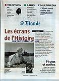 MONDE (LE) du 21/07/1997 - TELEVISION - FILM - DANTON , LE PLUS FRANCAIS DES FILMS...