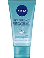 Nivea Clean Deeper Gel Purifiant Nettoyant 150 ml - Lot de 2
