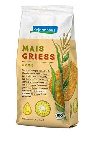 Maisgrieß. grob. Kukuruz (0.5 Kg)