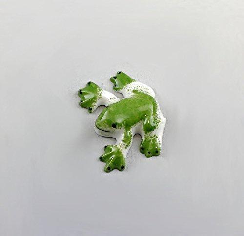 Porzellanfigur Kleiner Frosch