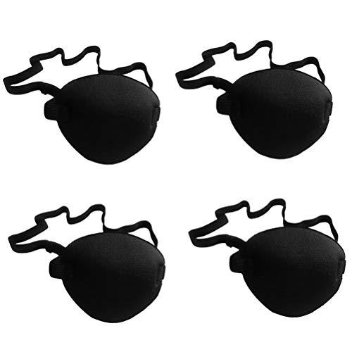 SUPVOX 4 Piezas 3D Parches Ojos Parches Oculares Ambliopía