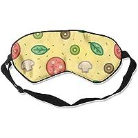 Sleep Eye Mask Fruit Lightweight Soft Blindfold Adjustable Head Strap Eyeshade Travel Eyepatch E19 preisvergleich bei billige-tabletten.eu