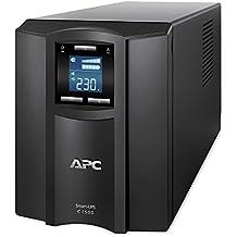 APC Smart-UPS C 1.500VA - SMC1500I - Sistema de alimentación ininterrumpida SAI