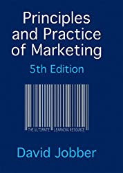 Principles and Practice of Marketing with Redemption card by David Jobber (2006-12-01)
