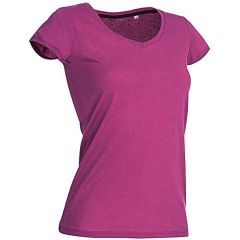 Stedman Stars -  T-shirt - (Cupcake Donne Pink T-shirt)