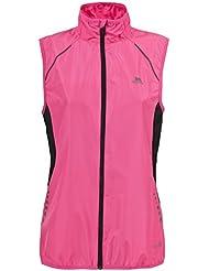 Trespass Weighton Gilet de Running sans manches pour femmes