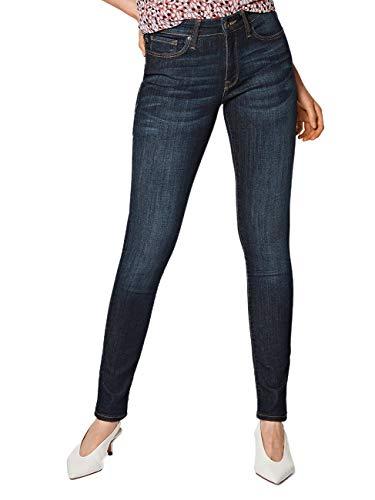 Mavi Damen Nicole Skinny Jeans, Blau (Rinse Brushed Dream Comfort 16345), W29/L32 -