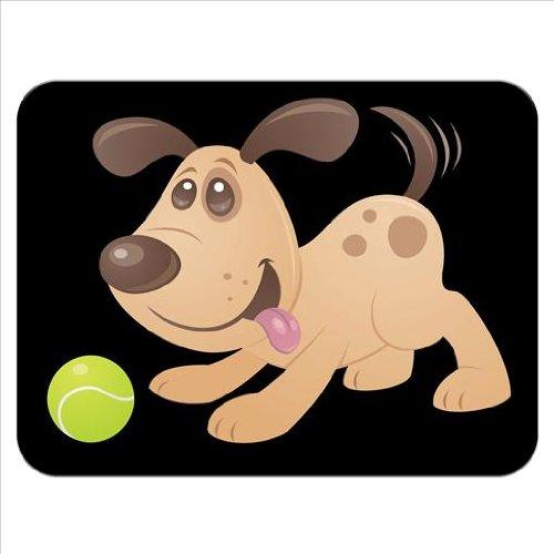 wagging-cucciolo-di-cane-con-macchie-e-sfera-di-ottima-qualit-tappetino-per-il-mouse-in-gomma-con-fi