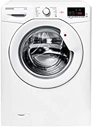 Hoover 1000 RPM 16 Programs Washing Machine, 7Kg, Front Load, White - HL 1071D1/1-04, 1 Year Warranty