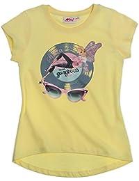 Winx club t-shirt pour fille à manches courtes disponible dans 3 versions et 4 tailles
