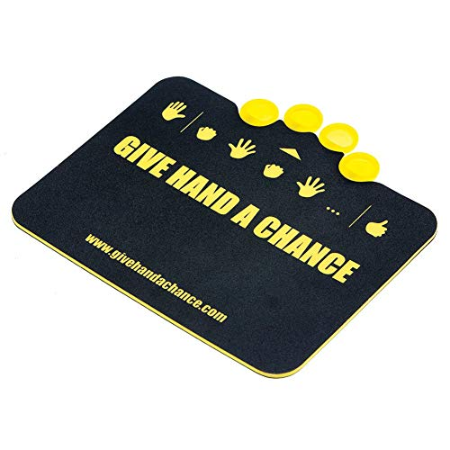 Status Give Hand A Chance Active - Alfombrilla ratón