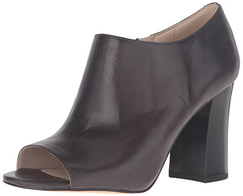 Nine West Brayah Cuir Bottine Dk Grey