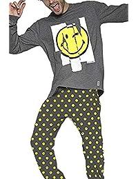 Pijama de Hombre Paper Smile, M
