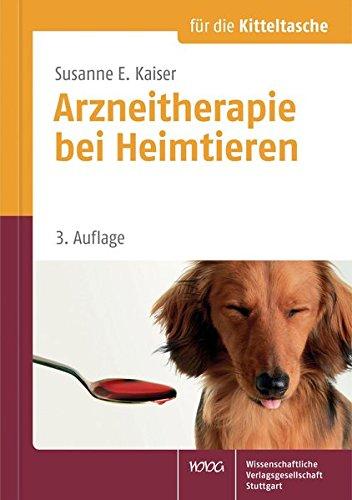 Arzneitherapie bei Heimtieren (Für die Kitteltasche)