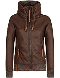 Naketano Female Jacket Hilde Gorgonzola