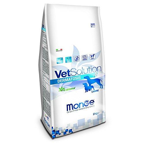 Alimenti per cani Monge Cane Dermatosis Kg. 2 - alimento per cane con dermatite