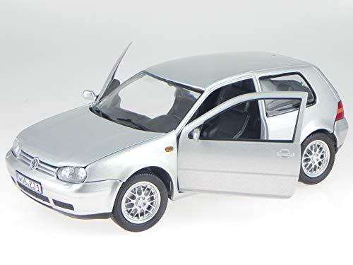 VW Golf 4 2-Türer schwarz Modellauto Revell 1:18