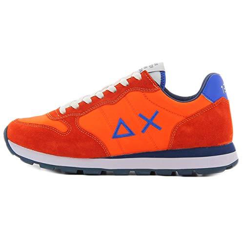 Sun 68 Sneaker Tom Solid Arancione 43