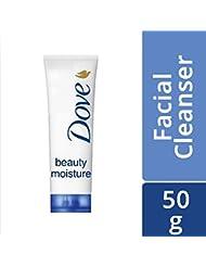 Dove Beauty Moisture Face Wash, 50g