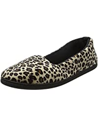 Dearfoams Closed Back, Chaussons Mules Femme