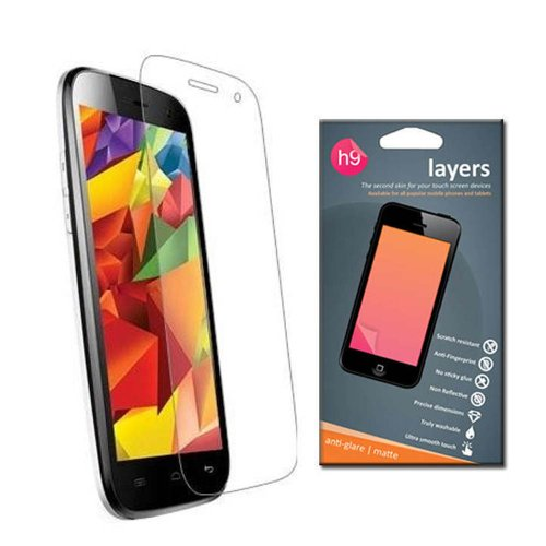 Micromax A116 Canvas HD matte screen guard with Anti-reflection