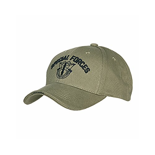 US Army Baseball Cap Special Forces (Oliv)