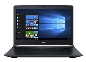 Acer Aspire V Nitro 7-792G-71XH - Black Edition - Core i7 6700HQ / 2.6 GHz - Windows 10 Home 64-Bit-Edition - 16 GB RAM - 256 GB SSD + 1 TB HDD
