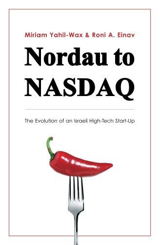 nordau-to-nasdaq-english-edition