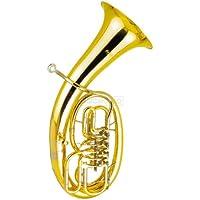 Blasinstrumente B-bariton Abh-300 Arnolds & Sons Bariton In B Messing Lackiert Neu