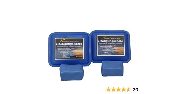Petzoldt S Magic Clean Reinigungsknete 2x 100 G Doppelpack Auto